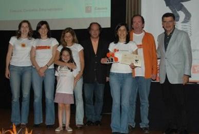 Concurso DNA Cascais 2007